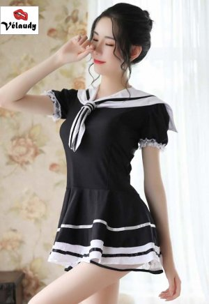 Lingerie Femme Sexy 902 Cosplay Uniforme sexy Erotique