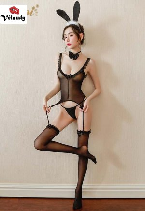 Lingerie Femme Sexy 915 Cosplay Uniforme sexy Erotique