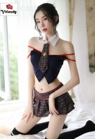 Lingerie Femme Sexy 937 Cosplay Uniforme sexy Erotique